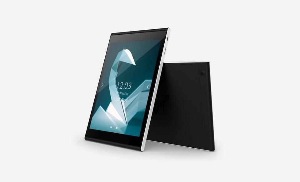 Indiegogo Jolla sailfish tablet