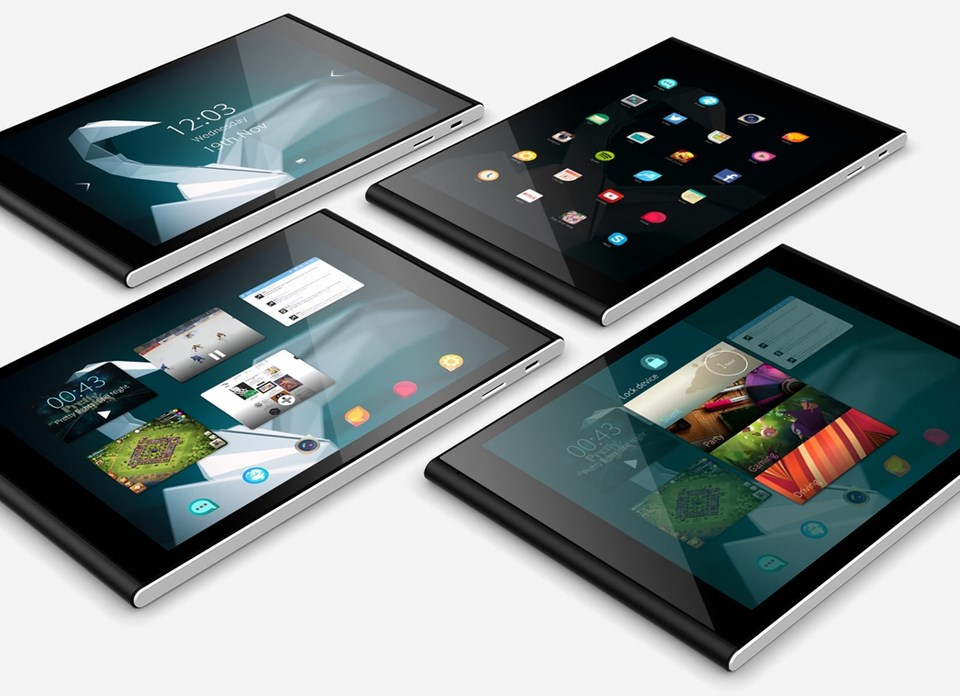 Indiegogo Jolla Sailfish OS tablet