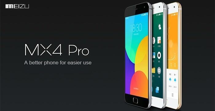Android China meizu Meizu MX4 Pro quad hd