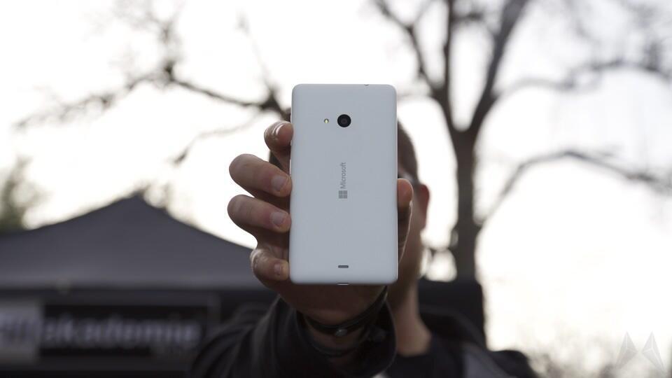 535 Lumia microsoft Windows