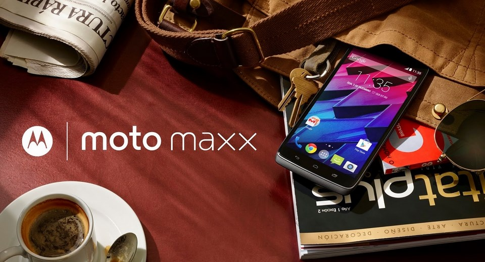 Android Droid Turbo Moto Maxx Motorola
