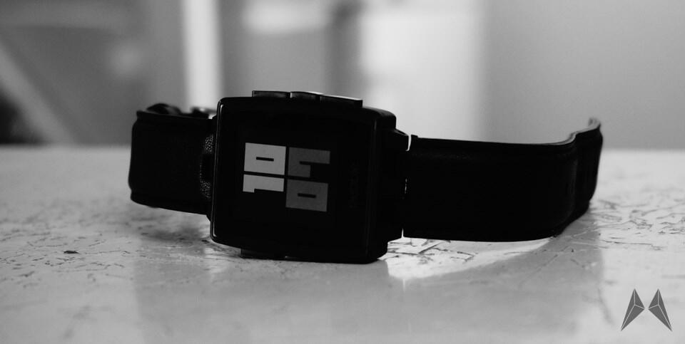 1 Android beste iOS Pebble smartwatch steel