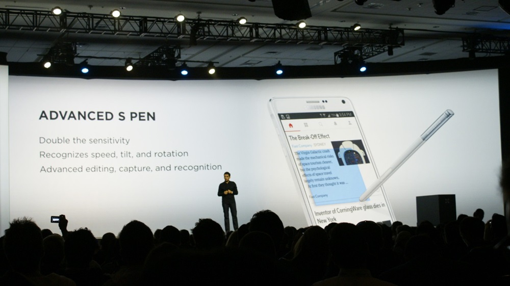 Android Galaxy Note 4 Galaxy Note Edge s-pen Samsung