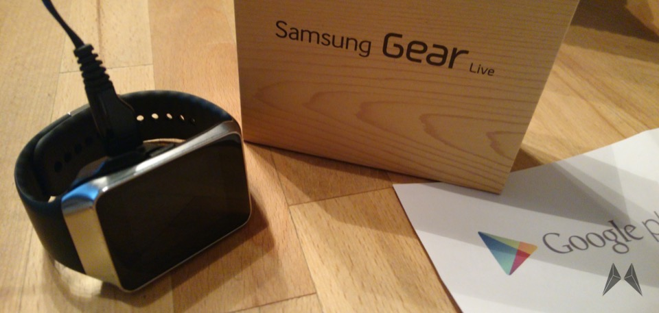 Android Gear Live Samsung support wear