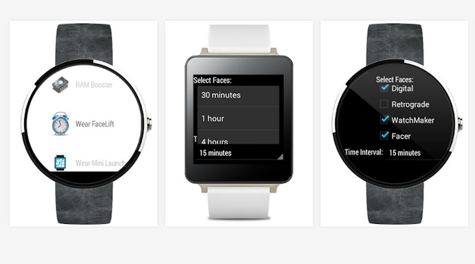 Android Android Wear Watchface