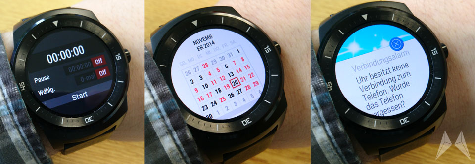 Android Timer Tool wear