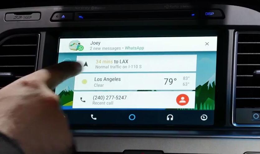 Android auto car car play Google iOS
