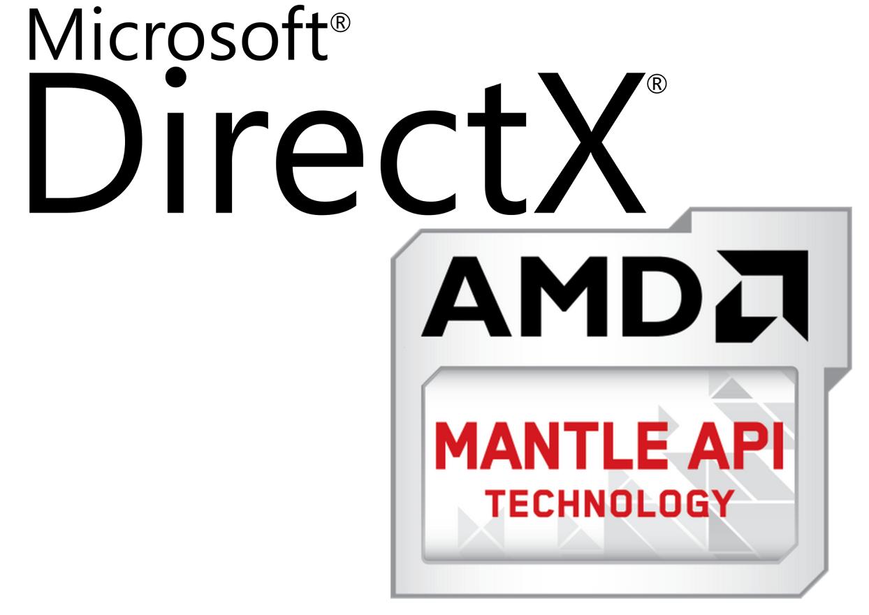 AMD Grafik hardware intel nvidia