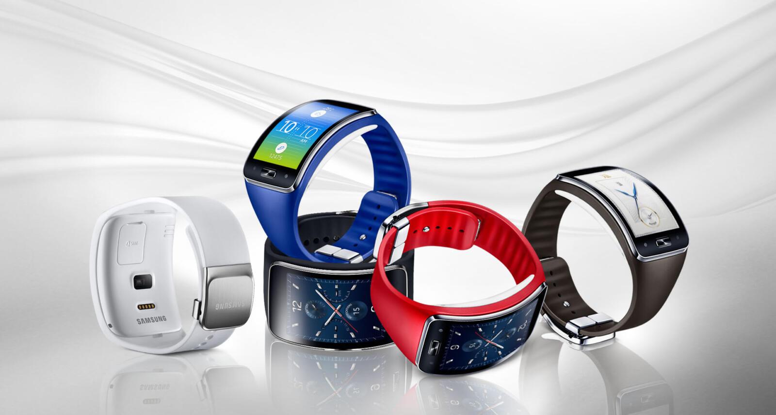 Android gear gear s Samsung tizen