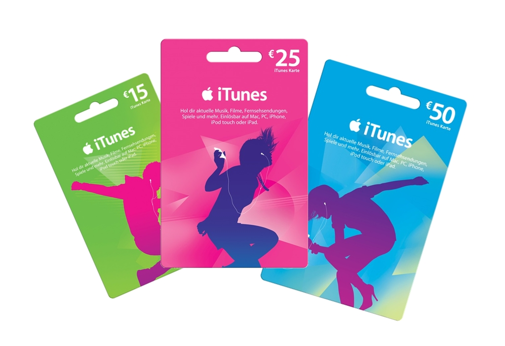 Apple deal itunes iTunes Rabatt