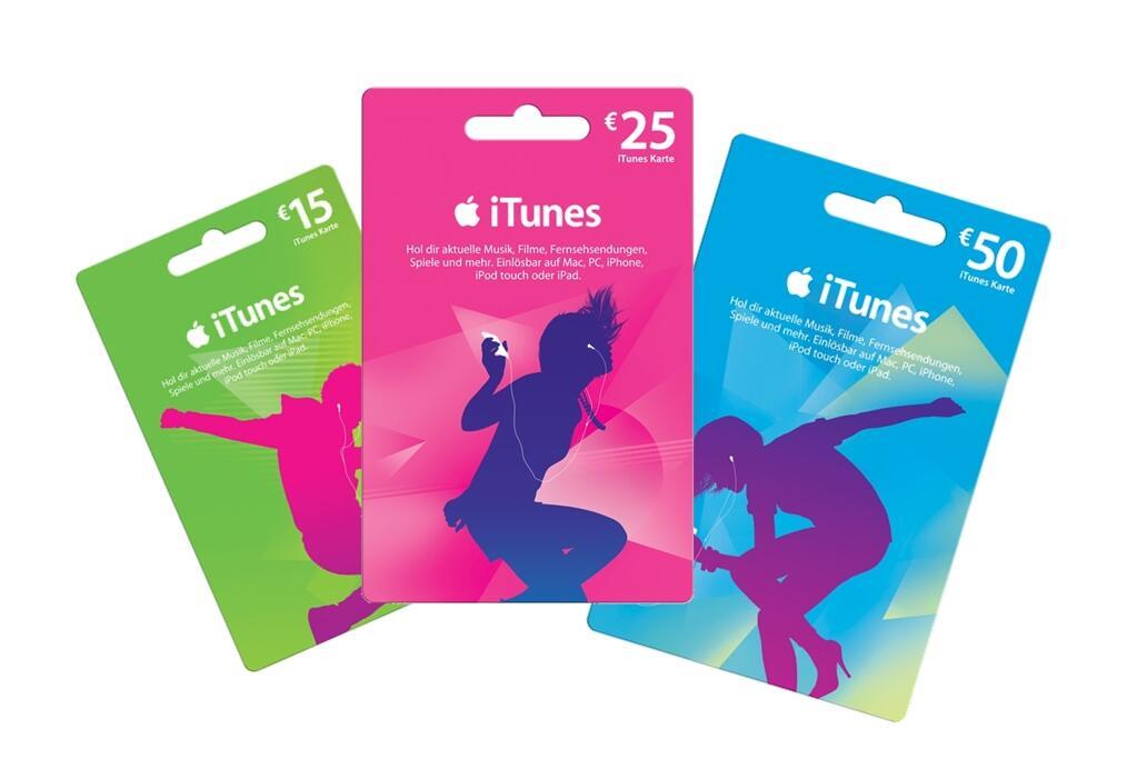 Apple deal itunes iTunes Rabatt
