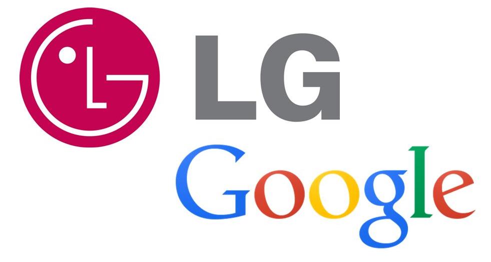 Google LG Patente