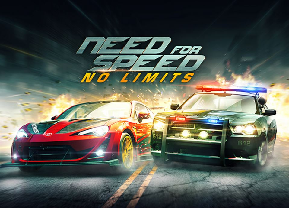 ea need for speed Need for Speed No Limits no limits