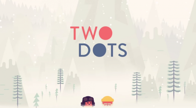 Android casual game Spiele twodots