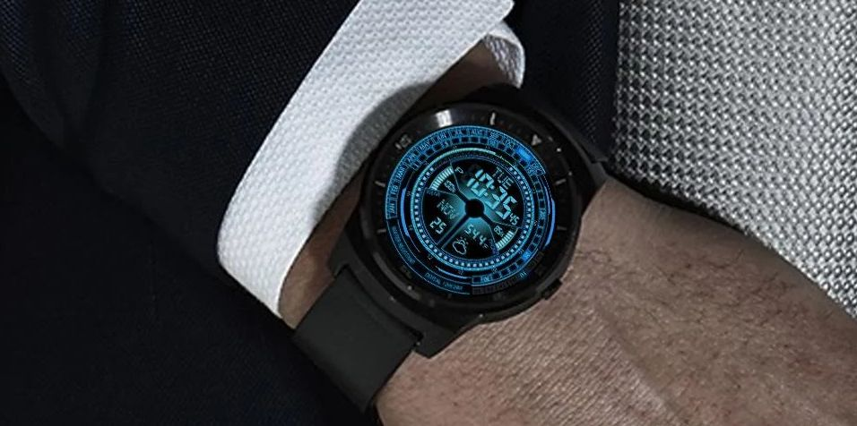 Android smartwatch Watchfaces wear