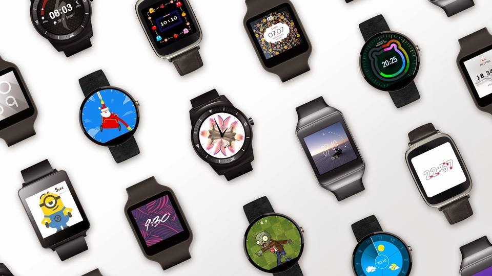 Android Google Update wear