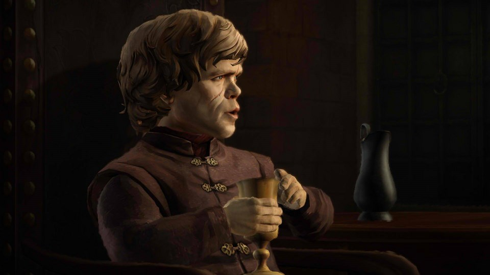 Android game of thrones iOS iron from ice telltale games trailer