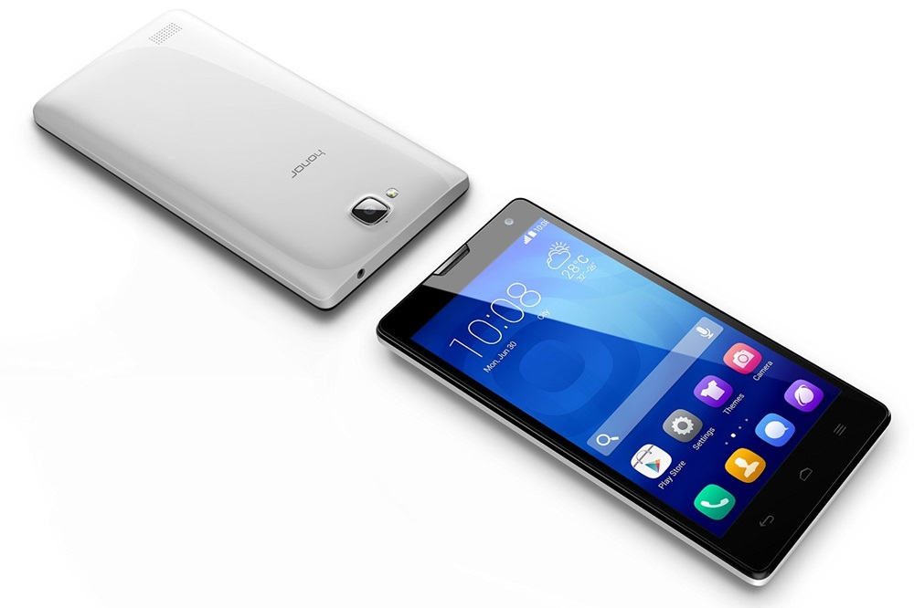Android Android 4.4 KitKat Honor Honor 3C Update