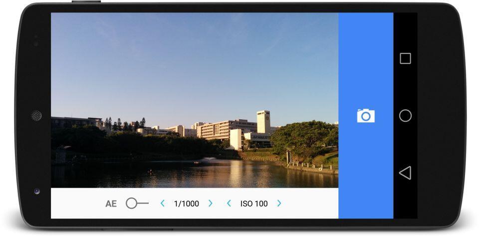 Android api apk camera Kamera lollipop nexus