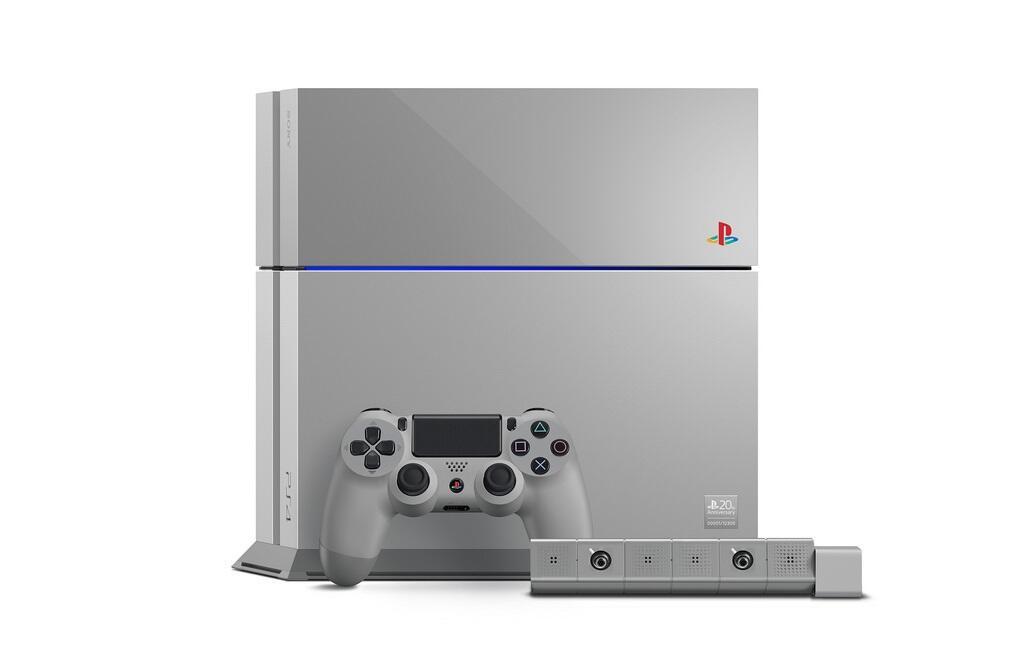 grau playstation Sony