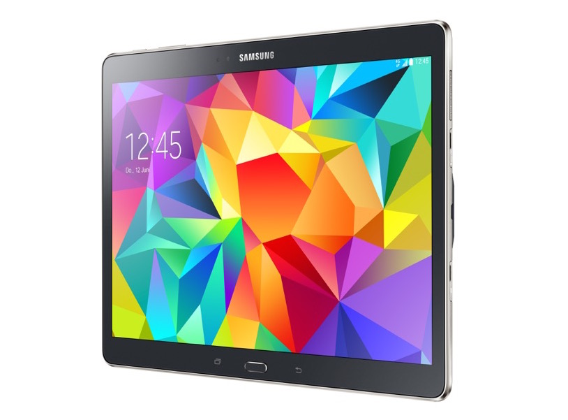 Android Samsung shopping tablet