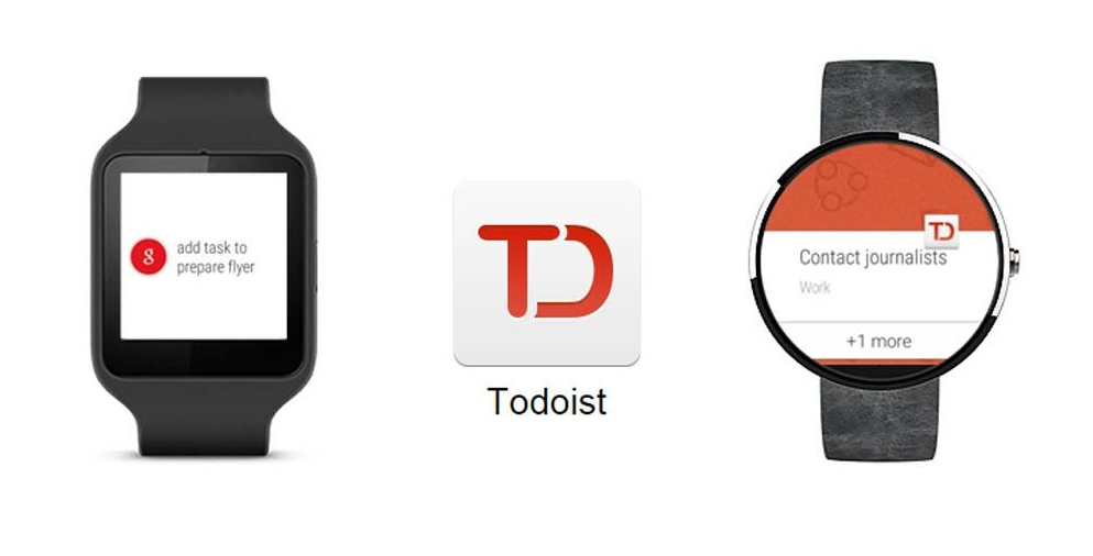 Android todo todoist wear