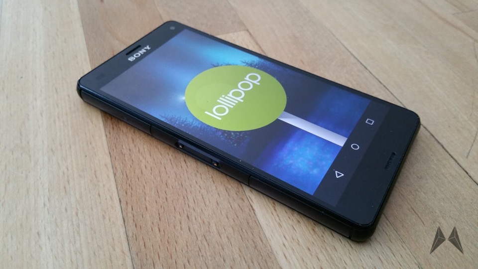Android fail Firmware Sony Update Xperia z3