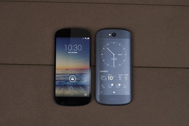Android deutschland eink YotaPhone