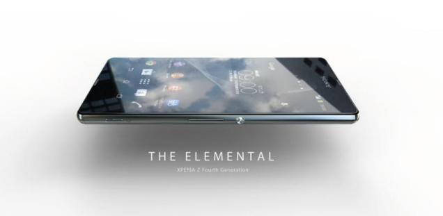 Android Leak mails Sony z4