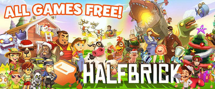 deal Game halfbrick iOS iPad iphone sale