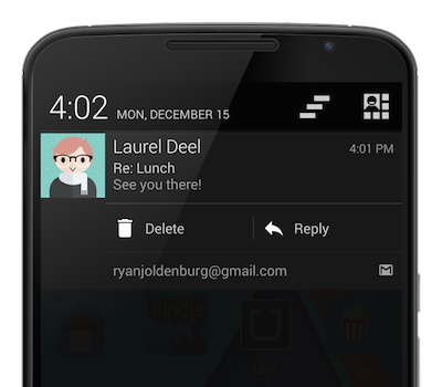 Android PushBullet Tool