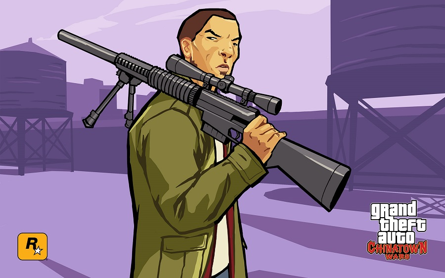 Android chinatown wars grand theft auto gta