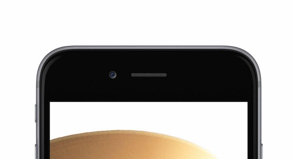 Apple frontkamera iOS iphone
