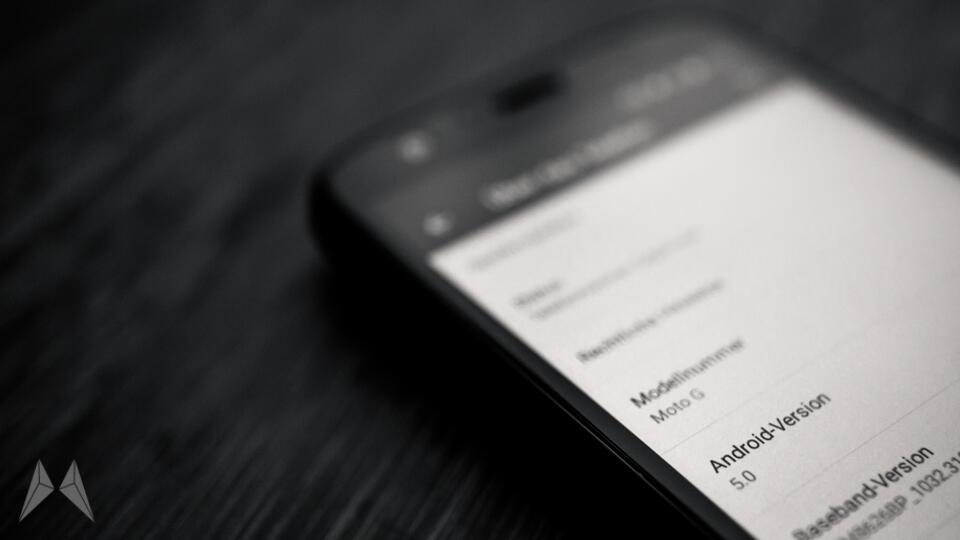 Android Firmware G moto Motorola Update