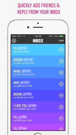 DDDWNB iOS Messenger yo