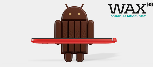 Android Firmware kitkat Update wax Wiko