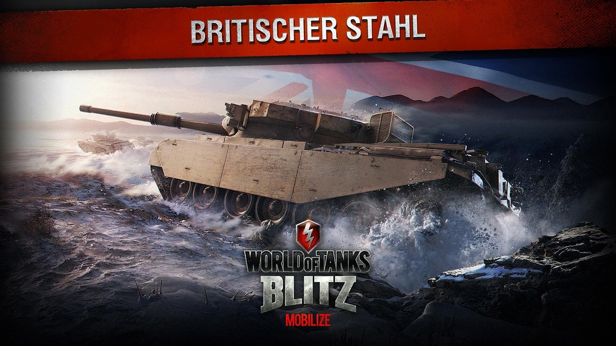Android games Spiele World of Tanks