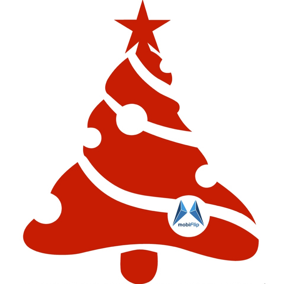 Internes mobiflip weihnacht xmas
