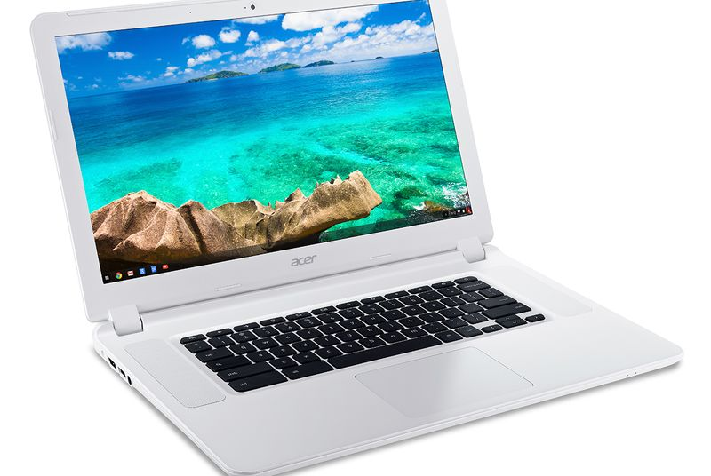 Acer Acer Chromebook 15 CES2015 chrome os chromebook Notebook