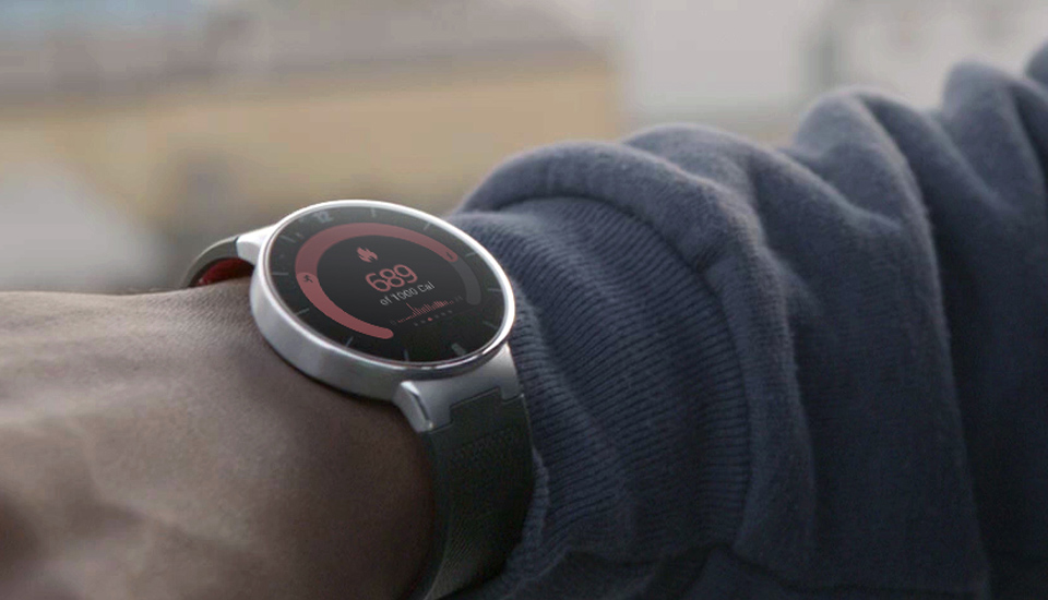 Alcatel Android CES2015 iOS onetouch watch