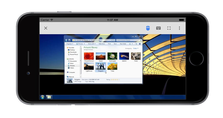 chrome Google iOS iPad iphone Remote