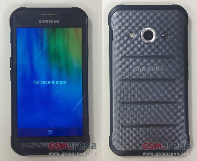 Android Leak Outdoor Samsung Xcover