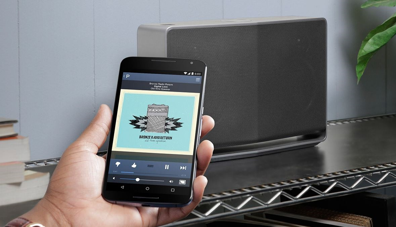 Android Audio cast Google iOS Musik