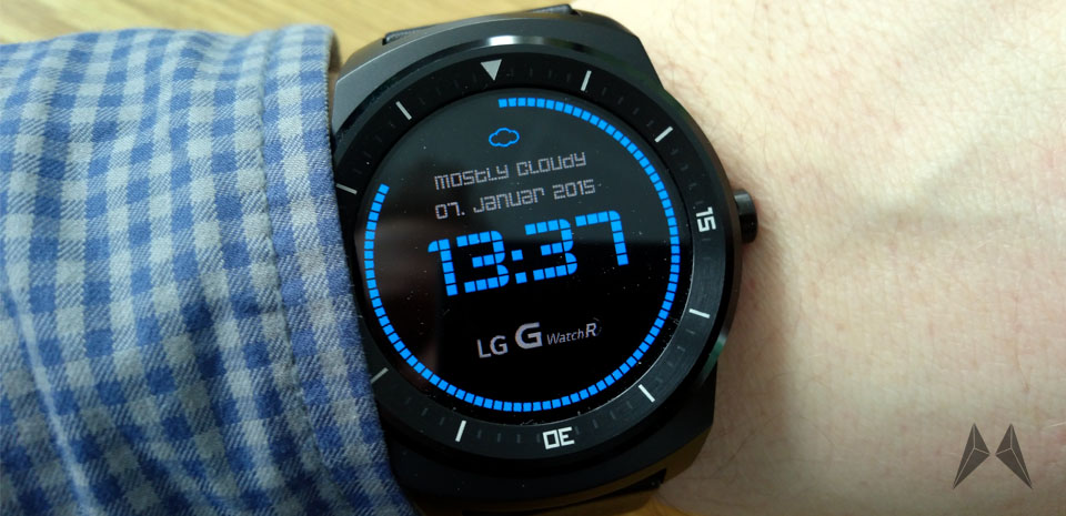 Android Android Wear fit Google LG LG G Watch R tipp