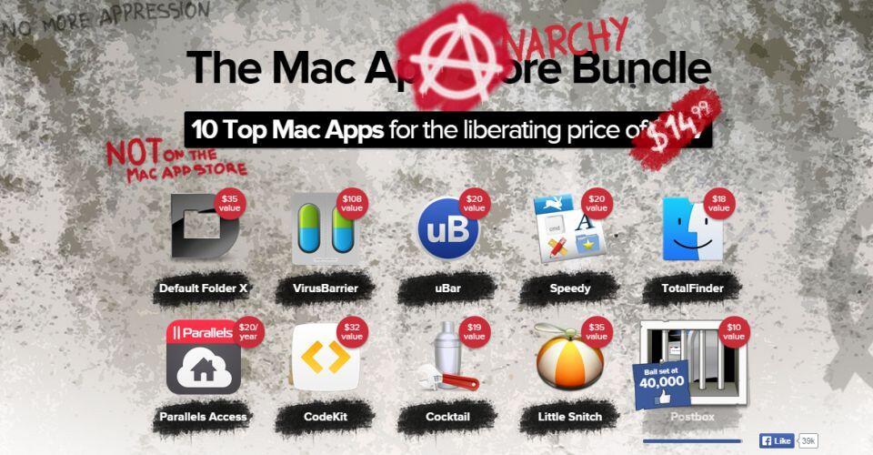 Apple Bundle mac