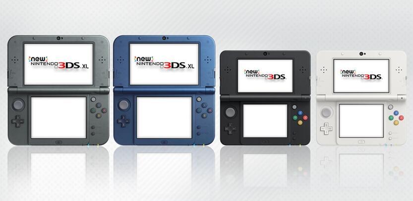 3DS Nintendo xl