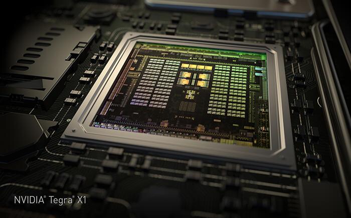 Android CES2015 nvidia Tegra x1