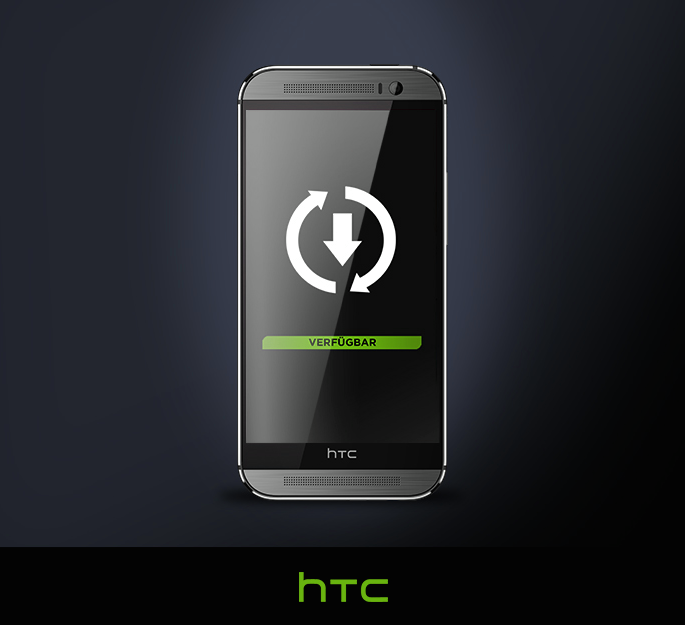 Android HTC lollipop m8 one Update