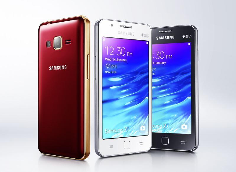 Samsung Samsung Z1 tizen
