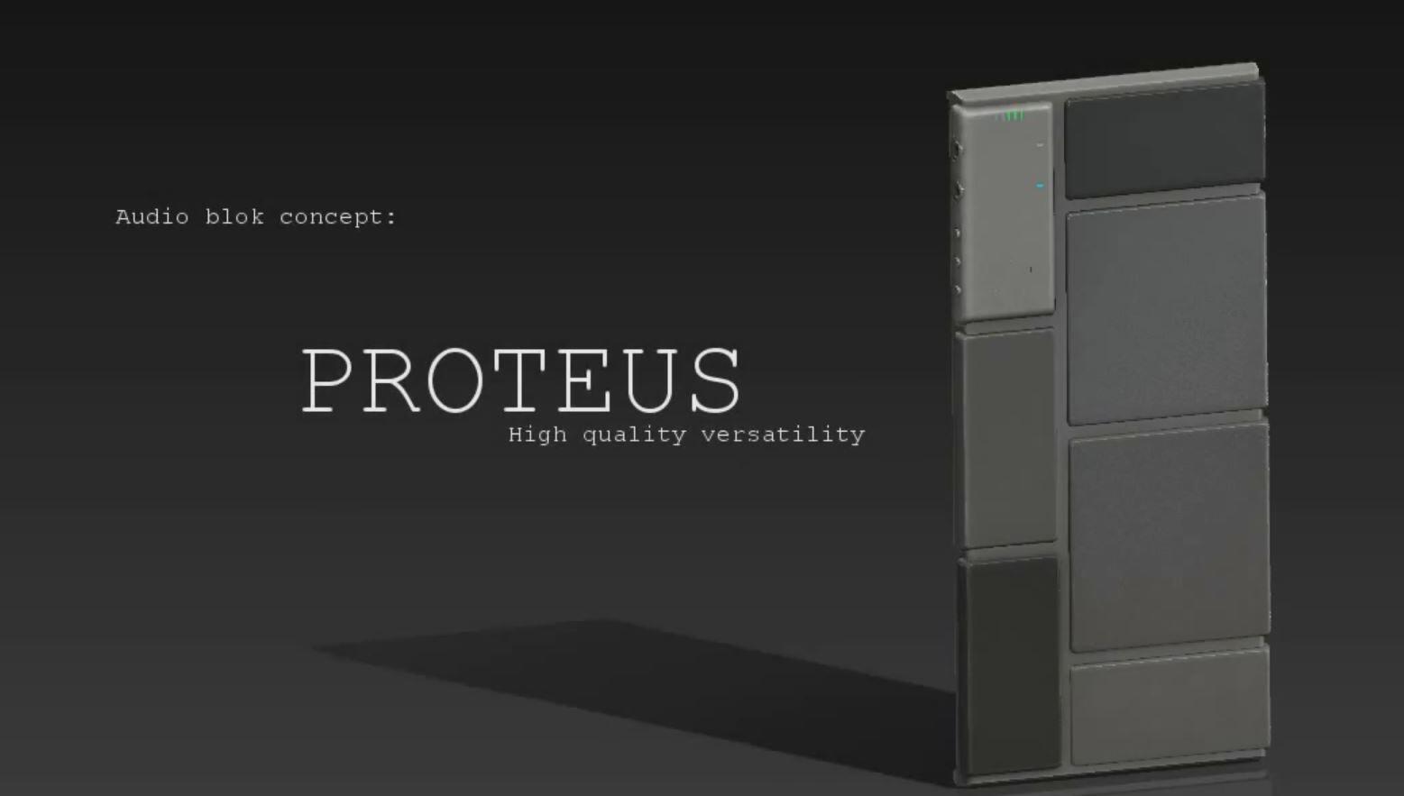 Modular Project Ara sennheiser Smartphone